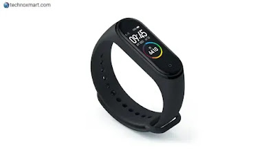 mi smart band 4 flipkart sale,