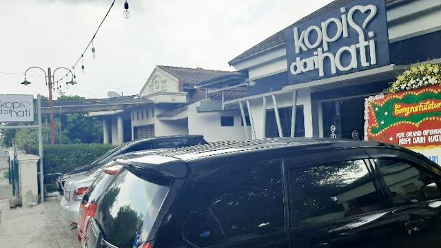 Lowongan Kerja Marketing Resto Outlet Kopi Dari Hati Ciceri Serang