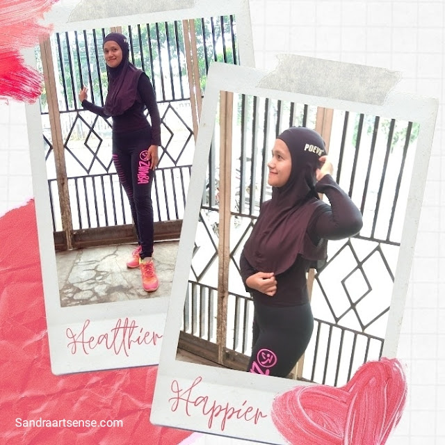Poeva+ hijab sport