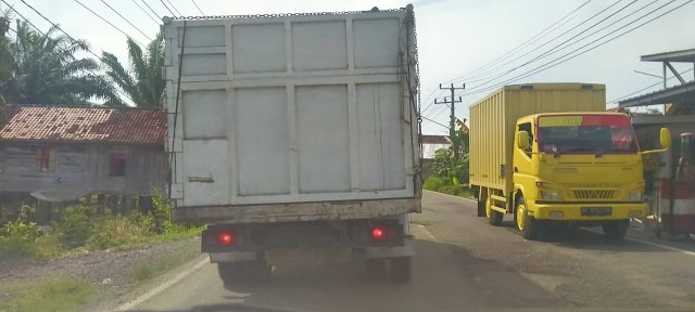 Diduga Perusahaan Batubara di Muba Kangkangi Batasan Tonase Angkutan