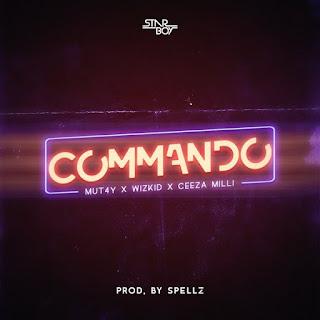 MUT4Y Feat. Wizkid & Ceeza Milli – Commando