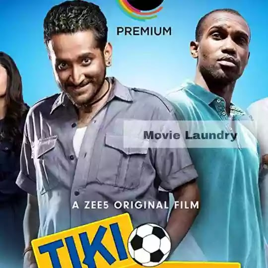 Tiki Taka (2020) movie review and rating.