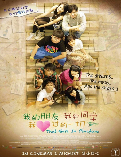 Ver That Girl in Pinafore (2013) Online