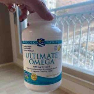 حبوب اوميغا 3 : Ultimate Omega