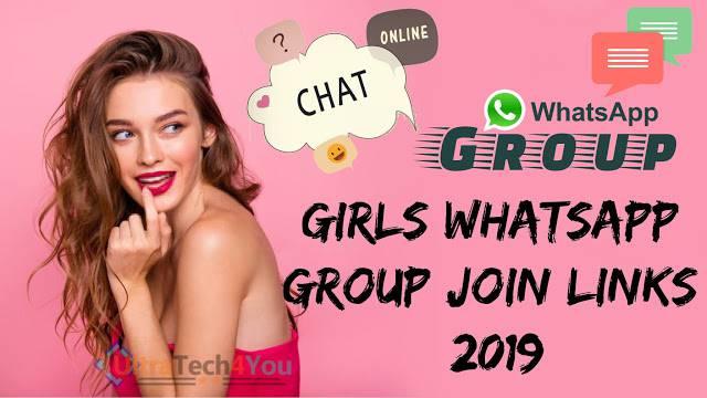 Girls WhatsApp Group Join Links, WhatsApp Groups Join Link, WhatsApp Groups Invite Links, Girls WhatsApp Groups Links
