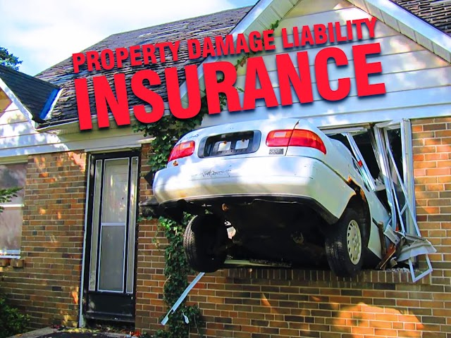 What is property damage liability car insurance?