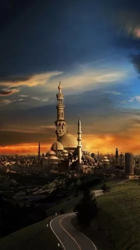 Mosque Islamic Wallpaper