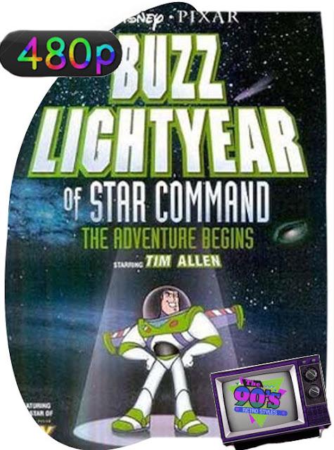 Buzz Lightyear, Comando Estelar [2000] Temporada 1-2 Latino [Google Drive] Panchirulo