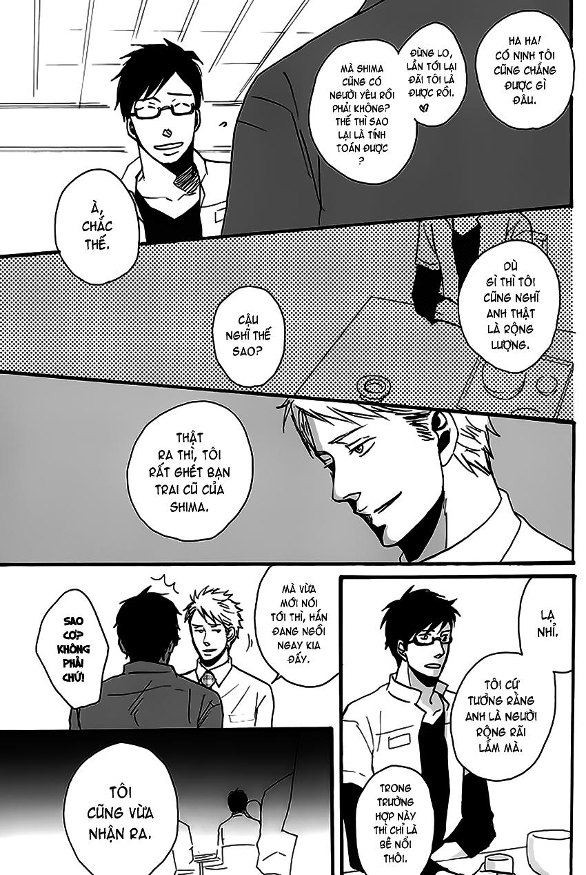 Trang 15 - Dù Thế Nào Em Vẫn Yêu Anh--EXTRA 2--[ShuShi Group] (- Yoneda Kou) - Truyện tranh Gay - Server HostedOnGoogleServerStaging