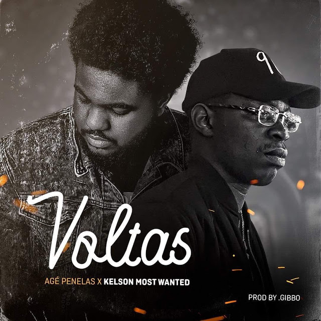Agé Penelas Feat. Kelson Most Wanted - Voltas (Rap)