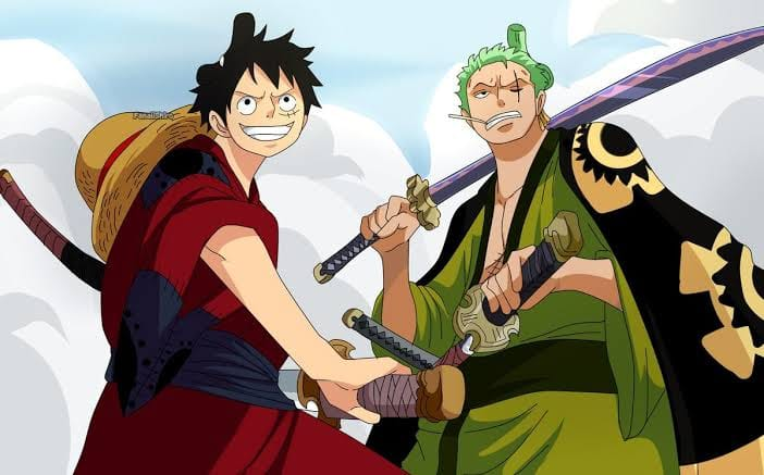 Roronoa zoro one piece arc wano phone wallpaper by bagustricahyono on deviantart. One Piece Display Taunt Luffy And Zoro S Are Coming Together In Wano Arc All The Updates Of Show Keeping Up With The Kardashian Episodes News