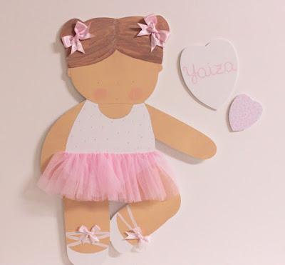 Siluetas-infantiles-decoración-personalizada