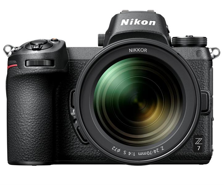 Nikon Z7 無反相機發表 ~ 愛攝影