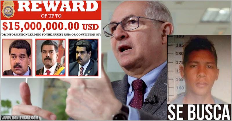 Antonio Ledezma dice que pelea entre Maduro y Wilexis es de líderes de bandas criminales