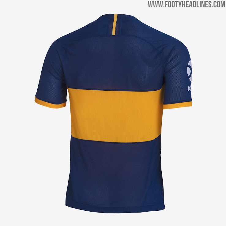 6e1c134d4188a Boca Juniors 19-20 Home Kit Released - Footy Headlines