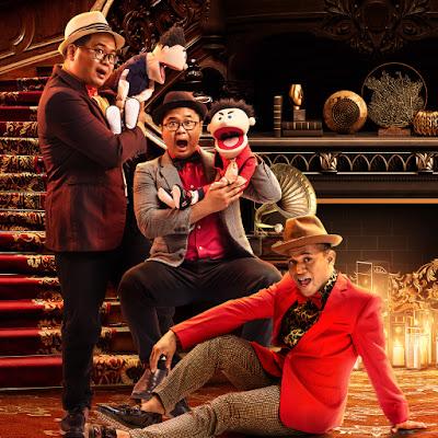 muzikal lawak superstar 2 puppet