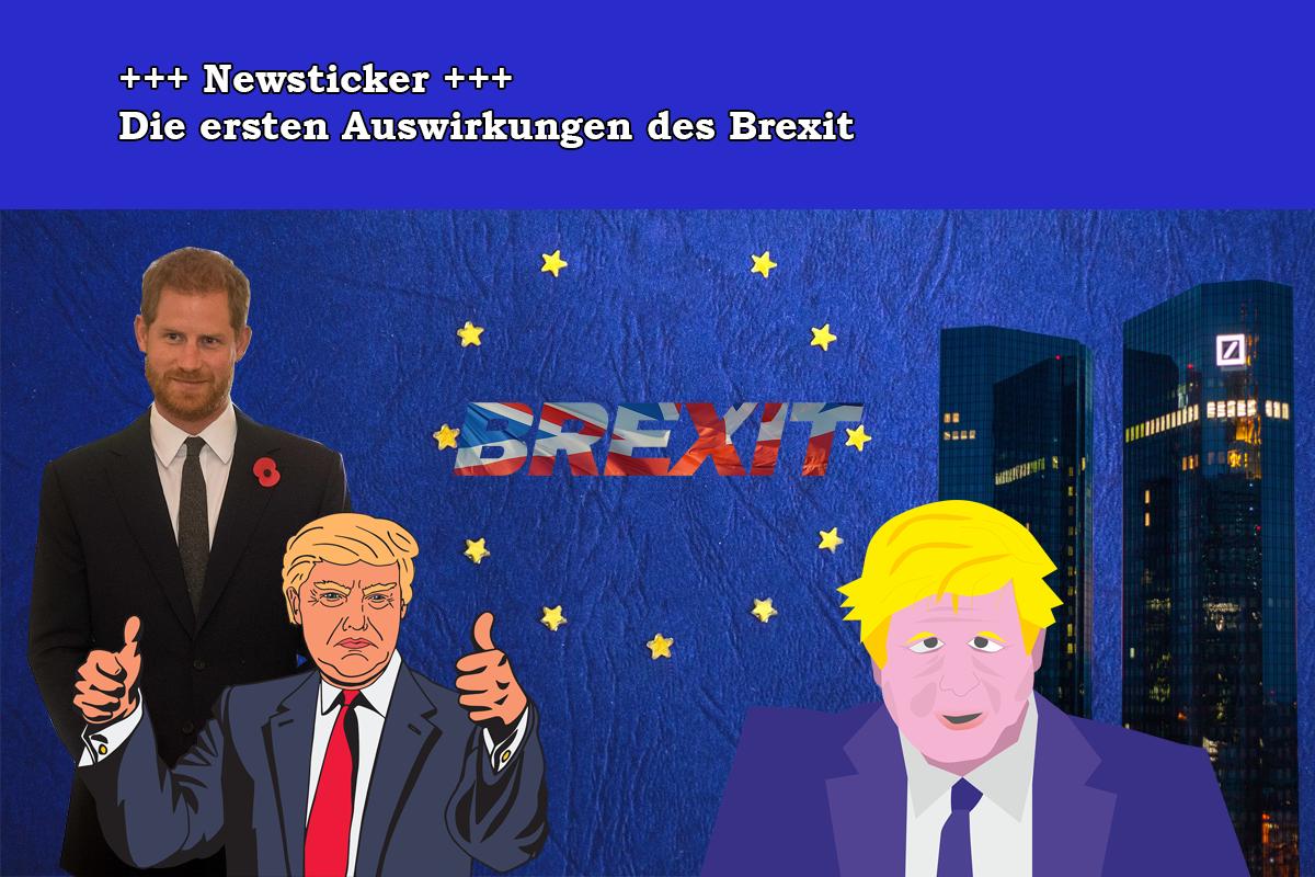 Brexit Newsticker