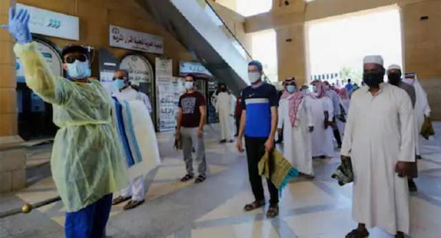 Saudi Arabia corona virus cases on 11 june 2020 - Saudi-expatriates.com