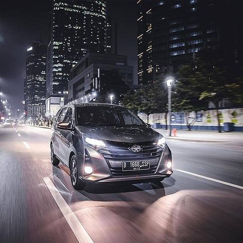 Toyota Calya Bogor