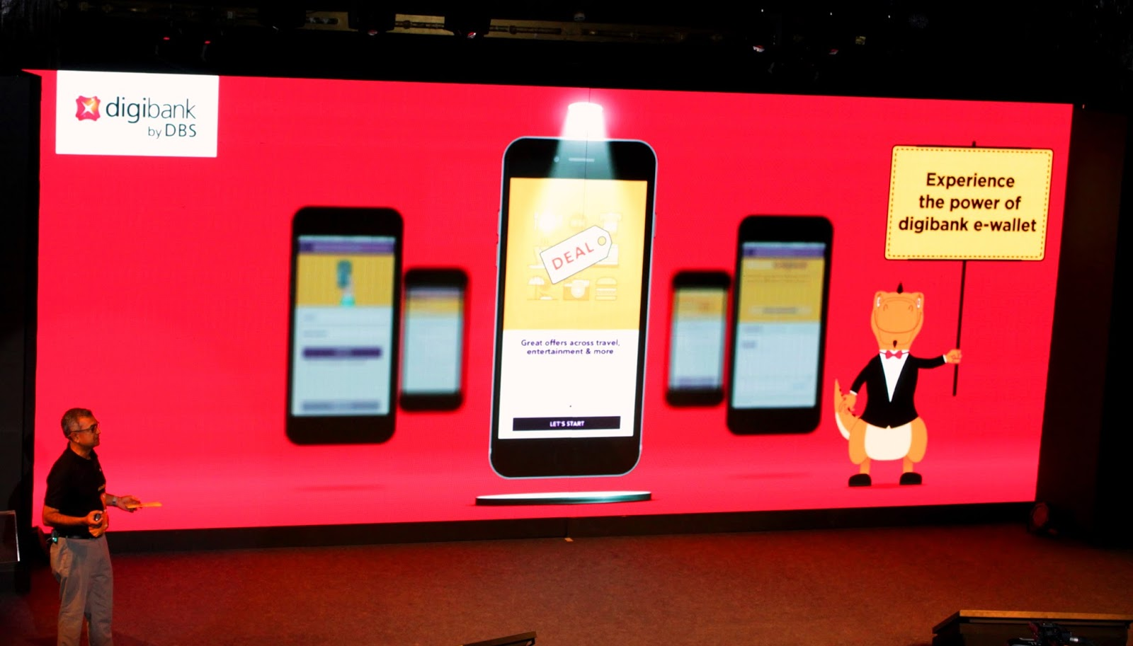 A Beautiful Life : UnbankIt With DBS Bank's Digibank : Live