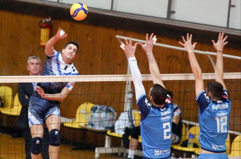 Ο Ηρακλής νίκησε 3-0 τον Εθνικό Αλεξανδρούπολης