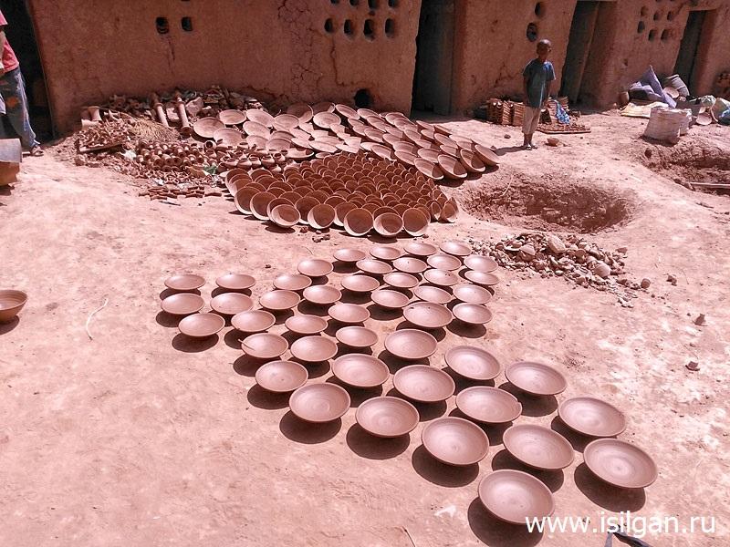 Masterskaya-keramiki-Tamegroute-Marokko