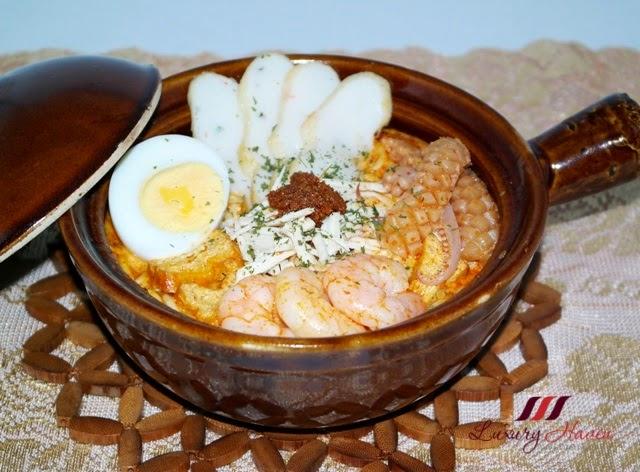 singaporean cuisine prima taste claypot laksa lamian