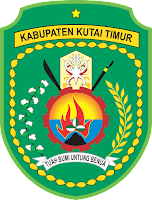 Logo Kabupaten Kutai Timur PNG
