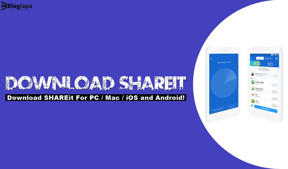 download shareit for pc windows 10