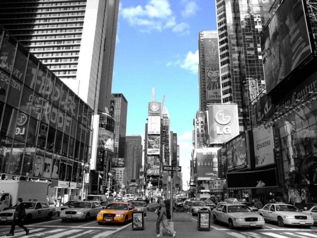 Wallpapers Clubs: new york city times square wallpapers