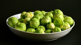 Brussels Sprouts mengandung vitamin C dalam jumlah tinggi