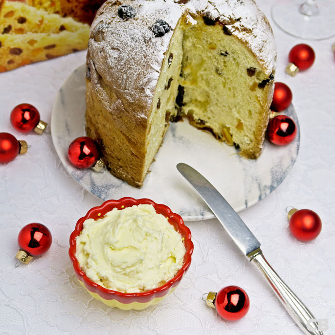 Recept Italiaanse panettone met Grand-Marnier-boter