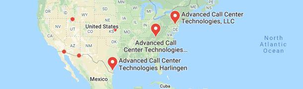 Advanced call center technologies   ACT