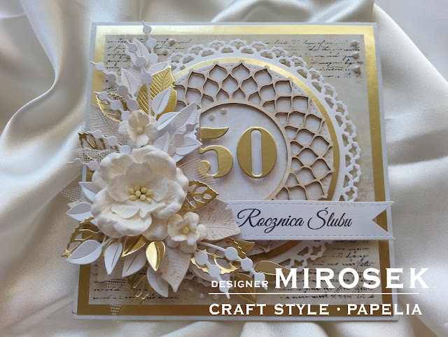Kartka - 50 rocznica ślubu