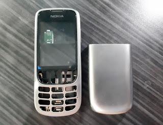 Casing Nokia 6303 6303c 6303 Classic Original 100% New Fullset