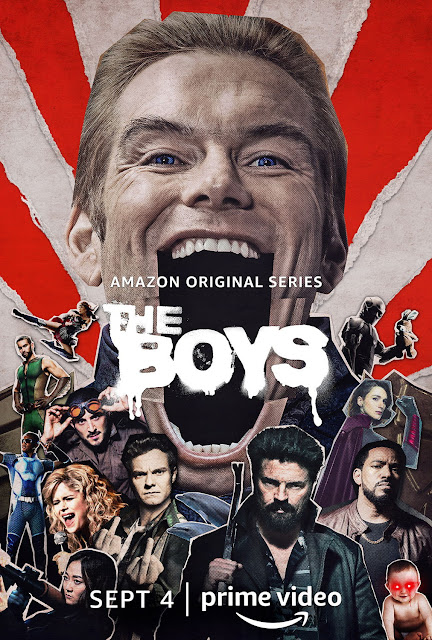 Cartel The Boys Temporada 2