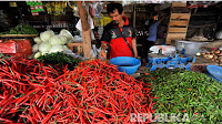 Harga Cabai Naik di Sumatera Utara