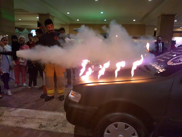 The Annual Kuwait Fire Services Show