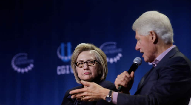 "Clinton Foundation Whistleblowers Set to Make ""Explosive"" Allegations This Week"