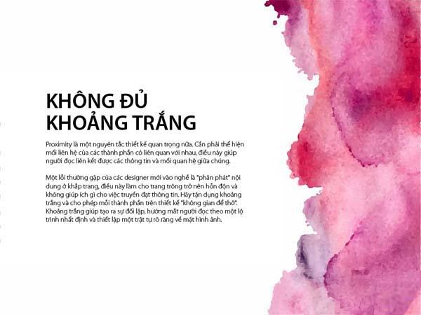 Các lỗi cần tránh khi thiết kế đồ họa, in Hồng Hạc