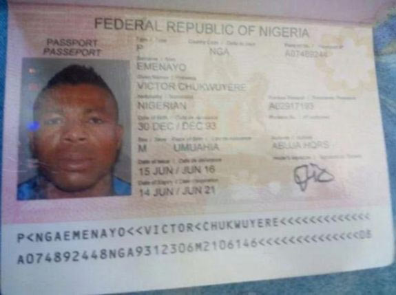 23-year-old Nigerian footballer accused of being 40 reacts, blasts accusers