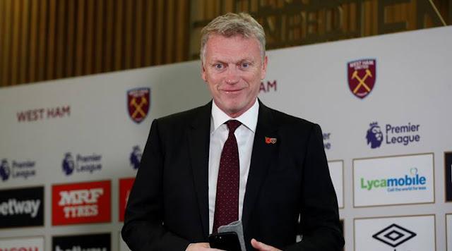 David Moyes Kembali Menjadi Manajer West Ham United