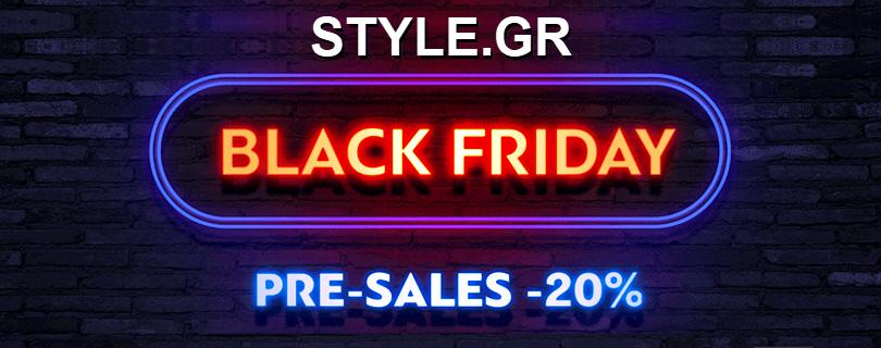 Style.gr - Black Friday Προσφορές