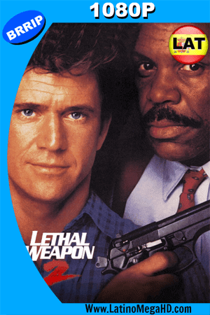 Arma Mortal 2 (1989) Latino HD 1080P ()