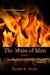 The Mass of Men - an engrossing novel book promotion sites Rachel K. Wentz
