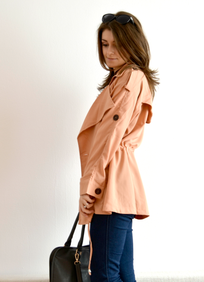 spring trench coat outfit ideas