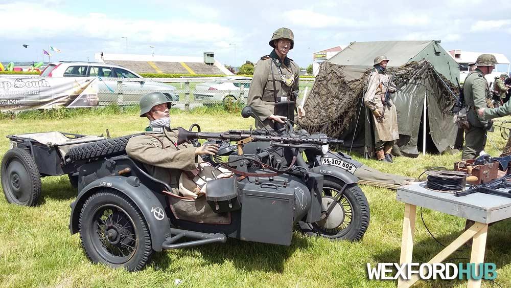 WW2 Sidecar