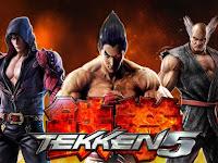 Tekken 5 PS2 ISO High Compressed