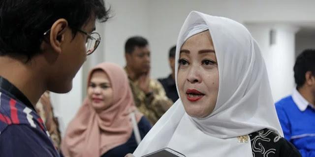 Dipolisikan Dewi Tanjung, Fahira Idris: Apa Perlu Dilaporkan Balik?