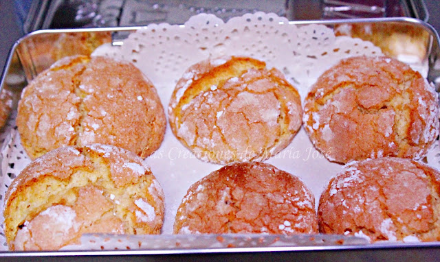 Galletas Croqueladas De Limón